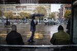تہران میں بارش