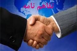دانشگاه علمی کاربردی فارس باراه آهن تفاهم نامه همکاری امضاء کردند