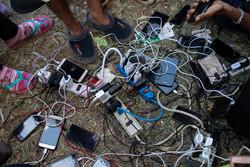 کشف محموله میلیاردی تلفن همراه هوشمند توسط مرزبانان خوزستان