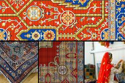 تاروپودی که نقش شکوفایی میزند/ وقتی برای هنر ایرانی فرش قرمز پهن میکنند