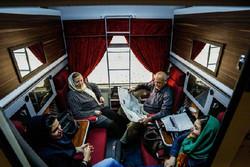 طرح«کوپه کتاب» در استان قزوین اجرایی می شود