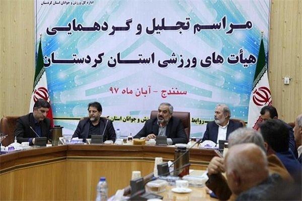 دغدغه های تکراری ورزشکاران کردستان/همه چشم انتظارحمایت مالی هستند