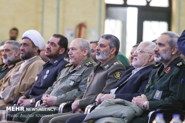 هفتمین سالگرد شهادت سرلشگر پاسدار حاج حسن تهرانی مقدم