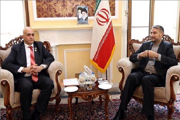 عبد اللهيان: أميركا ينبغي أن تسحب أيديها القذرة من لعبتها الإرهابية في سوريا