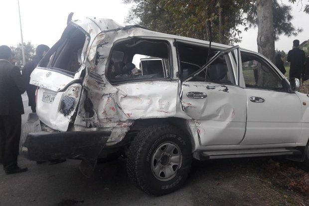 ۳ معاون وزیر کار آسیب دیدند/ انتقال مصدومان به بیمارستان