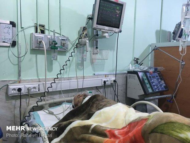 پزشکان در حال بررسی وضعیت خلیل حنیف مدیرکل امور استانهای وزارت کار