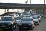 وضعیت ترافیکی معابر بزرگراهی تهران در اولین روز هفته