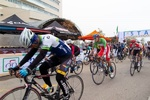 دومین دوره مسابقات دوچرخه سواری قهرمانی کشوردر انزلی برگزار شد