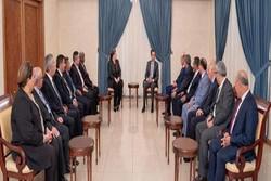 Beşar Esad'dan tarım sektörünü takdir