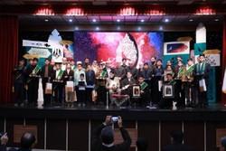 تجلیل از ۲۱ نوگل حسینی و ۲ پیرغلام اهل بیت در فرهنگسرای اندیشه