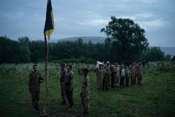 کمپ آموزش های نظامی برای کودکان در اوکراین