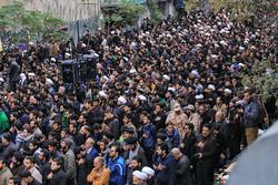 قم ميں دفاتر مراجع عظام میں حضرت امام حسن عسکری کی شہادت کی مناسبت سے عزاداری