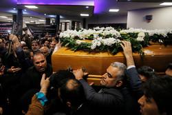تہران میں تامین اجتماعی ادارے کے ڈائریکٹر اور اس کے معاون کی تشییع جنازہ