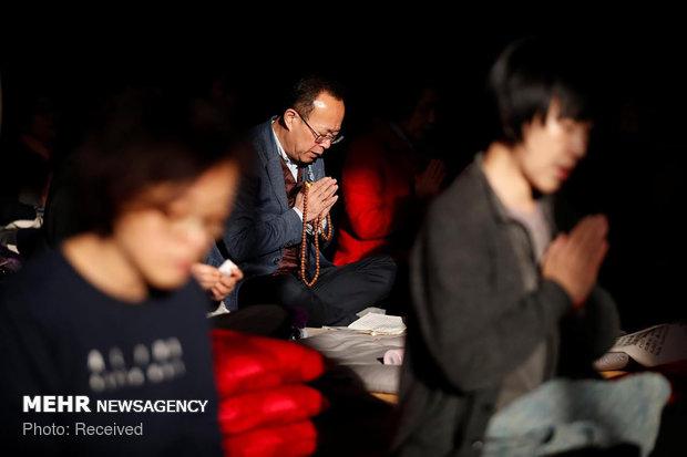 آزمون کنکور در کره جنوبی