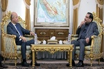 We will not allow any party to use Iraq to damage Iran's interests: Barham Salih