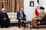 Iran's Leader urges Iraqis to stand against meddlers