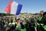 اعتراضات سراسری در فرانسه ادامه دارد/ ۴۰۹ نفر زخمی شدهاند