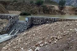 ۸۲ میلیون مترمکعب آب در سازه های آبخیز استان مرکزی ذخیره شده است