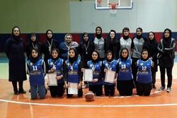 مسابقات بسکتبال انتخابی المپیاد ملی نخبگان در سمنان برگزار شد