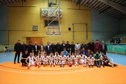 لیگ یک بسکتبال کشور با برد تیم شهرداری قزوین آغاز شد