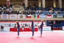 Iran finishes fourth at World Poomsae C'ships