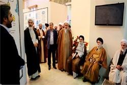 هفت سال فعالیت مسجدی در معرض نمایش