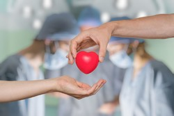 66 heart transplants performed in 6 months