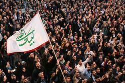 امام عصر (عج) کے ساتھ عوام کا  تجدید عہد