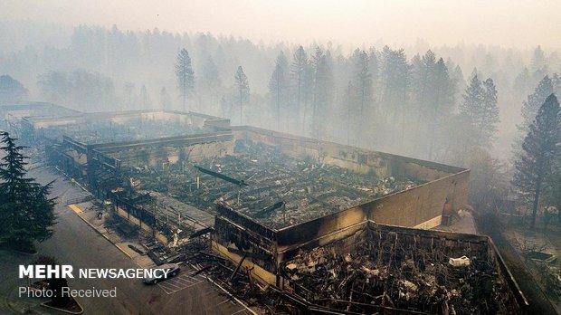 Kaliforniya'daki yangınlarda ölü sayısı 76'ya yükseldi