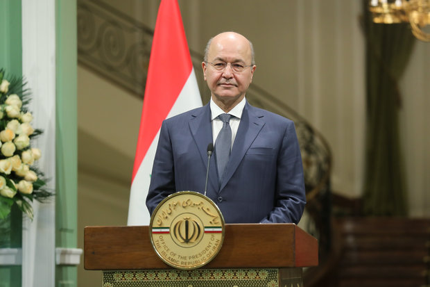 Barham Salih renounces British citizenship in adherence to constitution