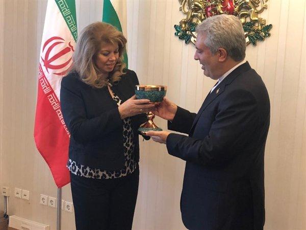 Tehran, Sofia discuss ways to deepen tourism ties