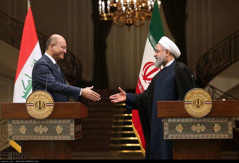 Barham Salih: Iraqis won't forget Iran's help in war against terrorists