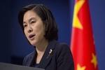 بكين تدعو واشنطن للتوقف عن ممارسة الضغط على طهران
