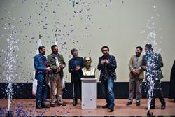 نشست خبری و اکران انیمیشن در مسیر باران در سینمای هویزه مشهد