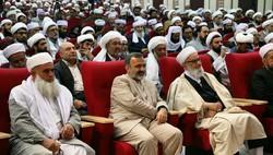 برگزاری گردهمایی روحانیون شیعه و سنی در کرمانشاه