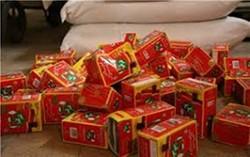 کشف بیش از یک تن چای قاچاق در کرمانشاه