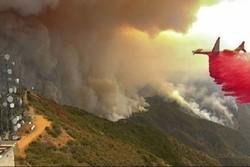مقامات کالیفرنیا با دوربین های فوق دقیق به جنگ آتش سوزی می روند