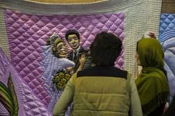 """Yezd kentindeki """"Ulusal El Sanatları Sergisi""""nden kareler"""