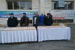 ۸.۵ کیلو طلا سرقتی در آذربایجان غربی کشف شد