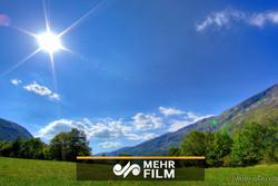 امروز و فردا آسمانی صاف و آفتابی خواهیم داشت