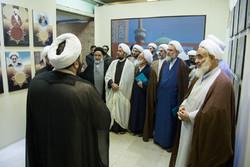 ائمه جمعه قزوین از «نمایشگاه تخصصی مدیریت مسجد» بازدید کردند
