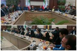 مراسم معارفه «حسن بیگی» به عنوان سرپرست استانداری تهران برگزار شد