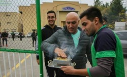 جلسه ویژه مدیرعامل باشگاه ذوب آهن با منصوریان