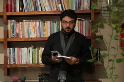حسرت حامد عسگری برای از دست رفتن کتابخانه پدری در زلزله