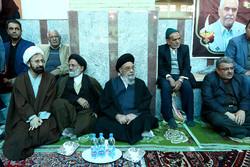 اصفہان میں مرحوم تاج الدینی کی یاد میں مجلس ترحیم