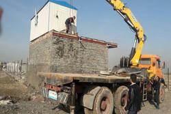 بقای ساخت و سازهای غیرمجاز با پرداخت جریمه به کمیسیون ماده ۱۰۰