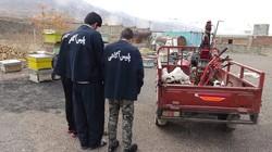 سارقان خانه باغ در مرند دستگیر شدند