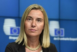 Without JCPOA, any negotiations with Iran to be difficult: Mogherini