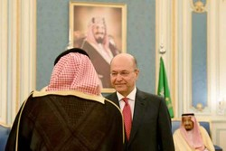 الرئيس العراقي ينفي وساطته بين ايران و السعودية
