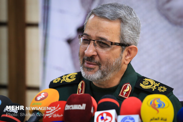 Basij cmdr. urges Basijis to plan for more active role in cyberspace